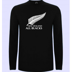 CAMISETA ML ALL BLACKS