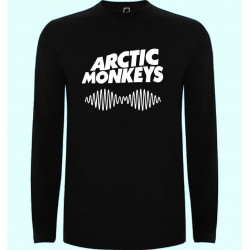 CAMISETA ML ARTIC MONKEYS