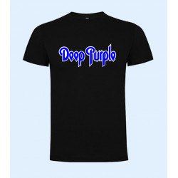 CAMISETA NIÑO DEEP PURPLE