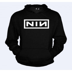 SUDADERA NINE ICH NAILS