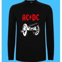 CAMISETA ML AC/DC CAÑÓN
