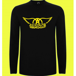 CAMISETA ML AEROSMITH