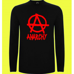 CAMISETA ML ANARCHY