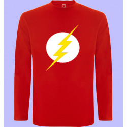 CAMISETA ML FLASH