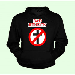 SUDADERA BAD RELIGION