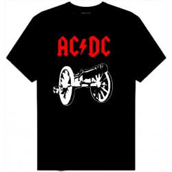 CAMISETA AC/DC CAÑÓN