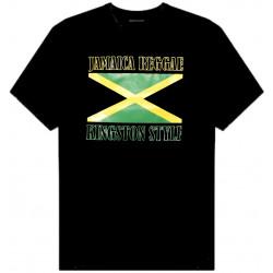 CAMISETA JAMAICAN REGGAE