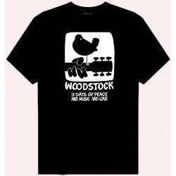 CAMISETA WOODSTOCK 2
