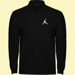 POLO MANGA LARGA JORDAN