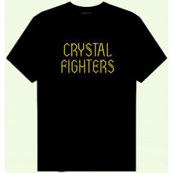 CAMISETA CRYSTAL FIGHTERS