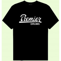 CAMISETA PREMIER DRUMS