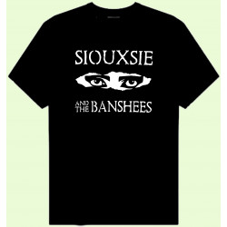CAMISETA SIOUXIE AND THE...